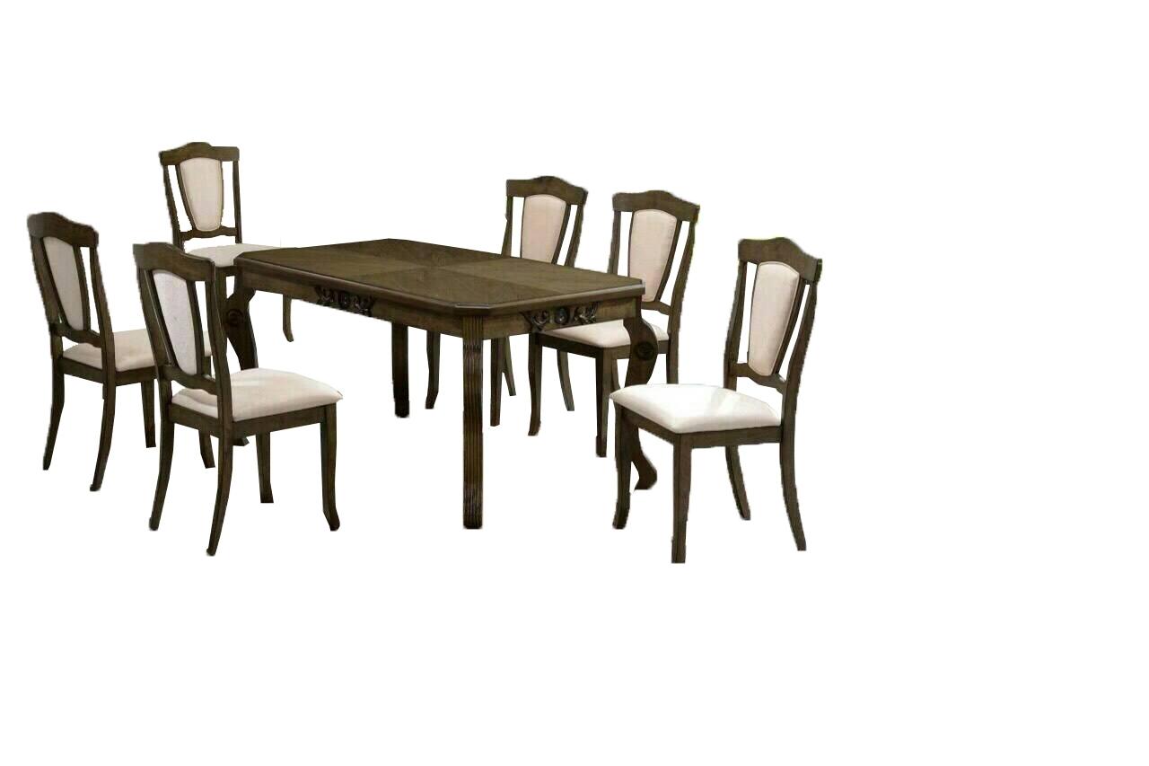 ชุดโต๊ะอาหารไม้