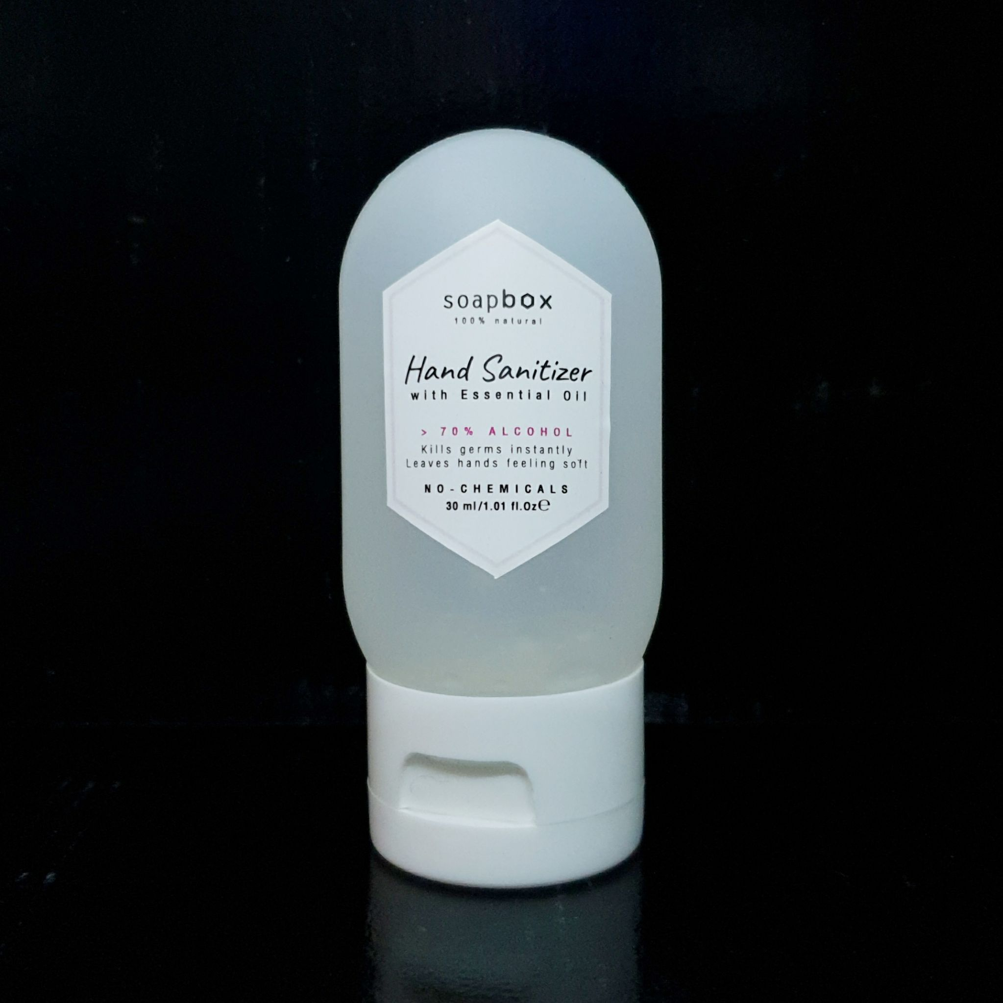 Soap Box Hand Sanitizer 30ml
