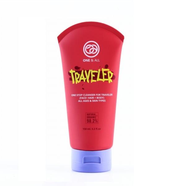 One & All Traveler 150 ml.