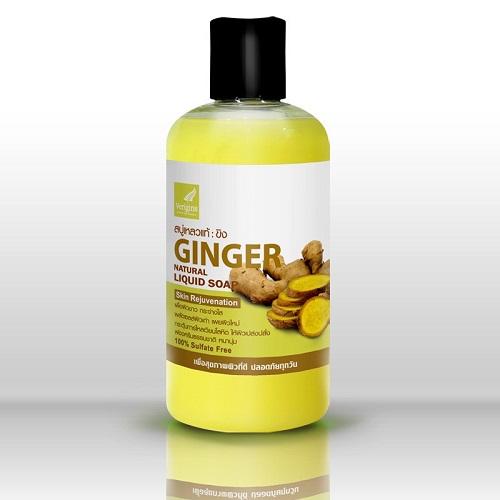 ็ี็Verigins ginger natural liquid soap 250ml
