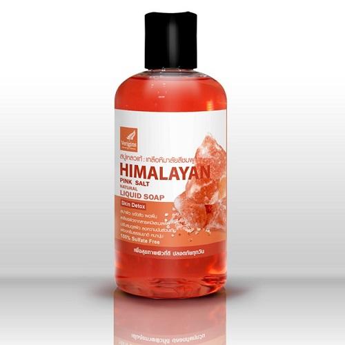 Verigins Himalayan salt natural liquid soap 250ml