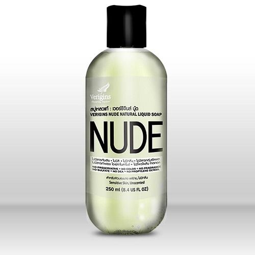 Verigins Nude Natural Liquid Soap  250ml