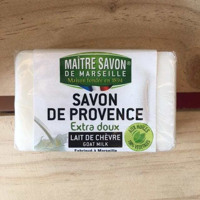 Savon De Provence soap Goat Milk 100g