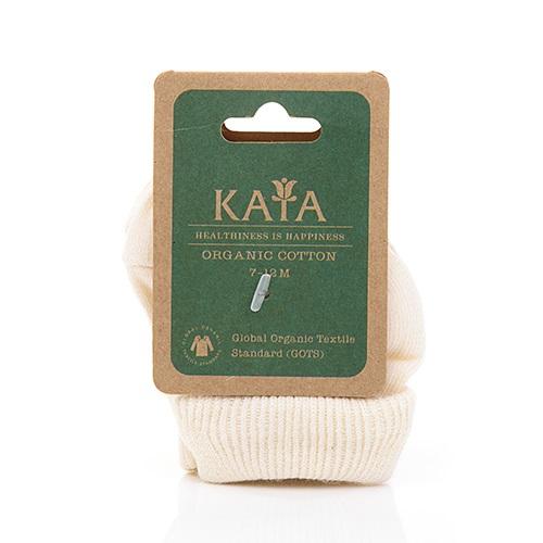 KAYA ถุงเท้าฝ้ายออร์กานิค สำหรับเด็กทารก (6-12 เดือน)