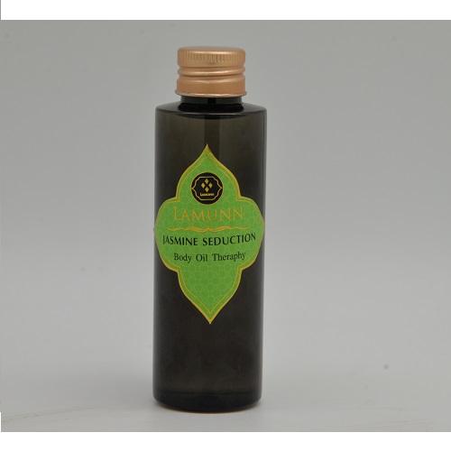 LAMUNN body oil jasmine น้ำมันนวดตัวกลิ่นมะลิ 120ml