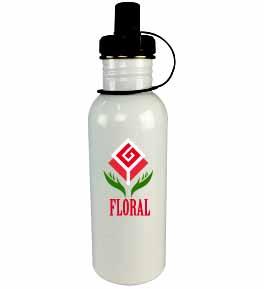กระบอกน้ำ Floral