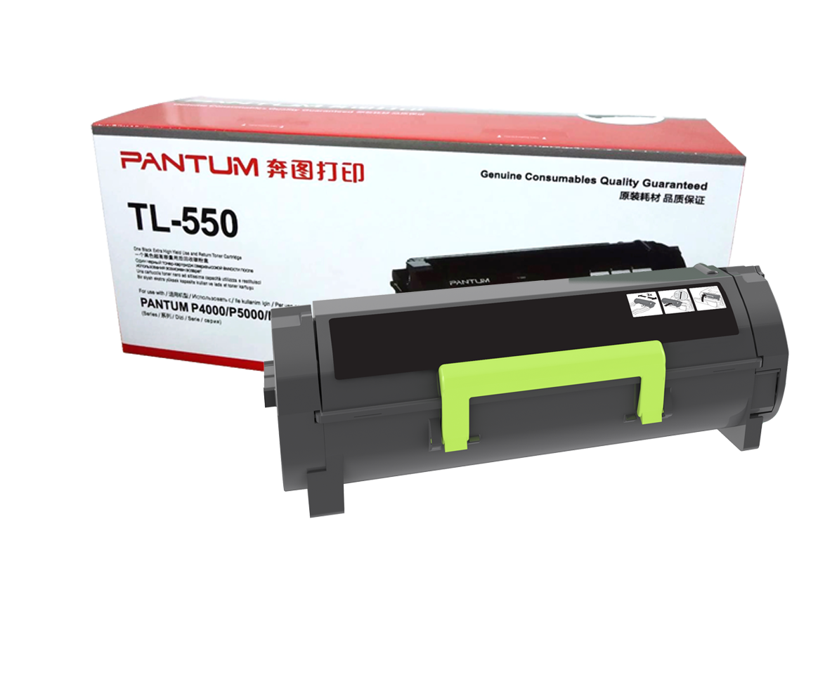 TL-550X Toner 15,000 Pages for P4200 P5500 M7650 Series