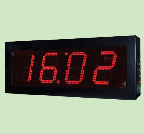 LED DIGITAL CLOCK Model: CK-604A-PVC