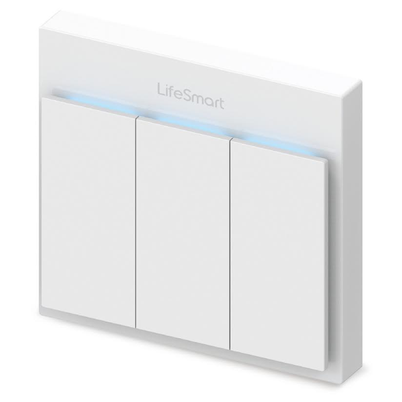 LS057WH : Life Smart BLEND Light Switch