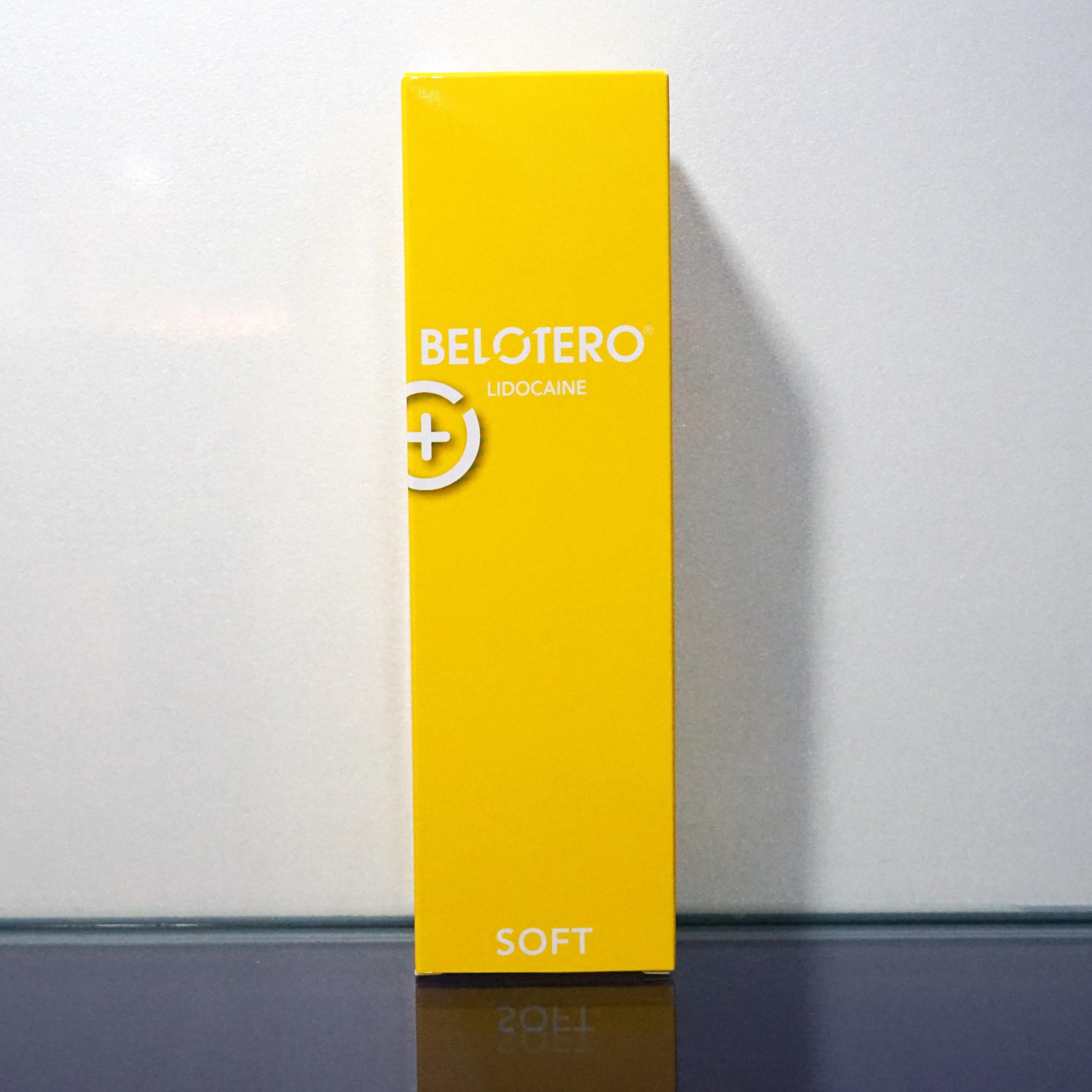 BELOTERO-SOFT (สีเหลือง)