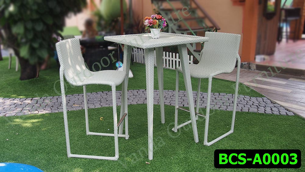 Rattan Daybed Product code BCS-A0003