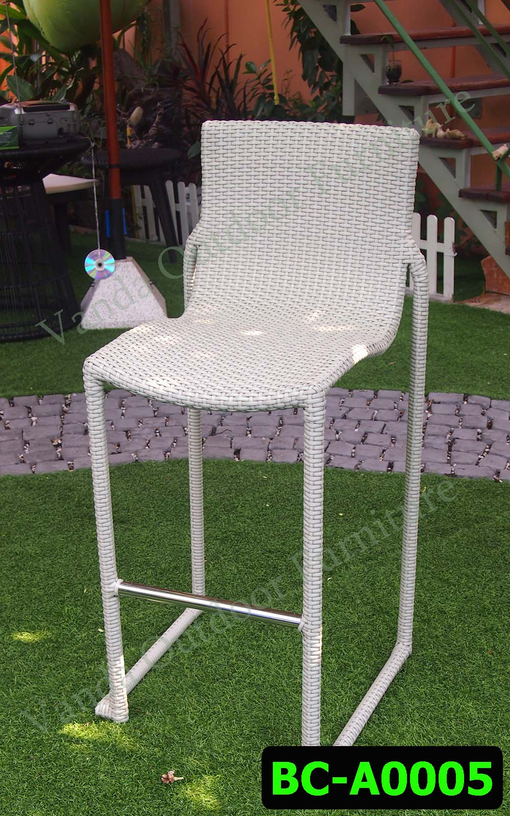 Rattan Daybed Product code BC-A0005
