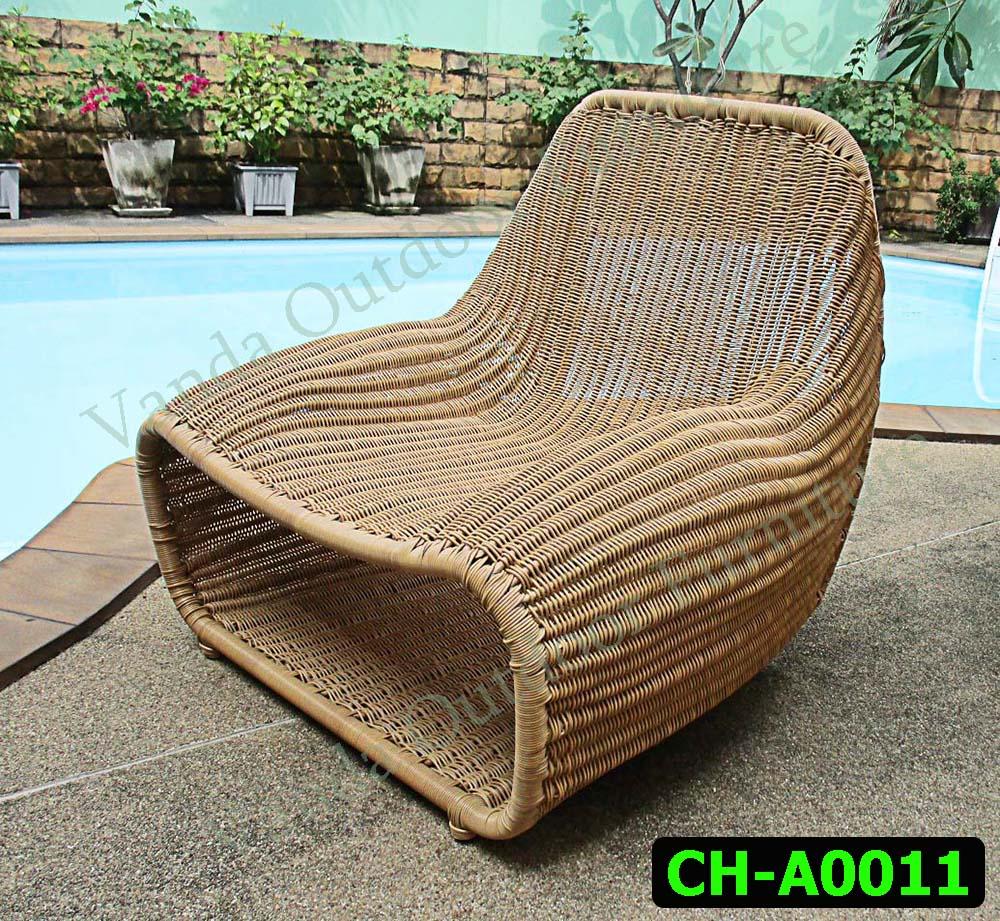 เก้าอี้ หวายเทียม รหัสสินค้า CH-A0011