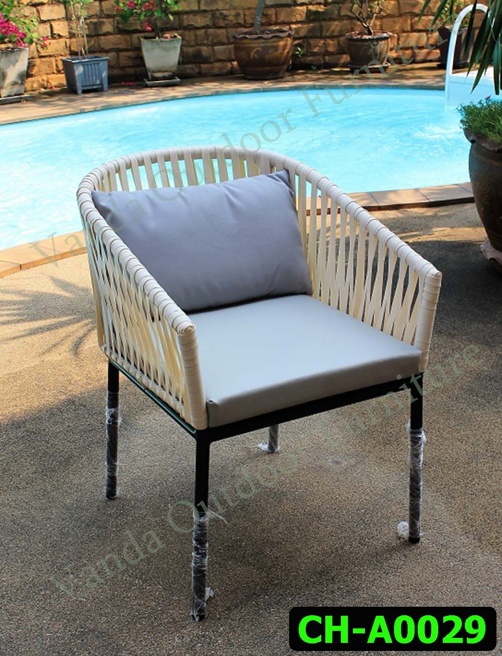 Rattan Chair Product code CH-A0029