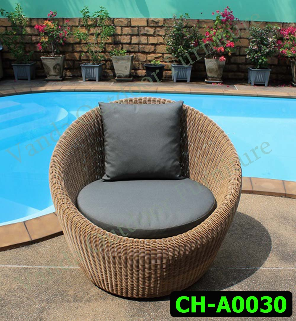 Rattan Chair Product code CH-A0030