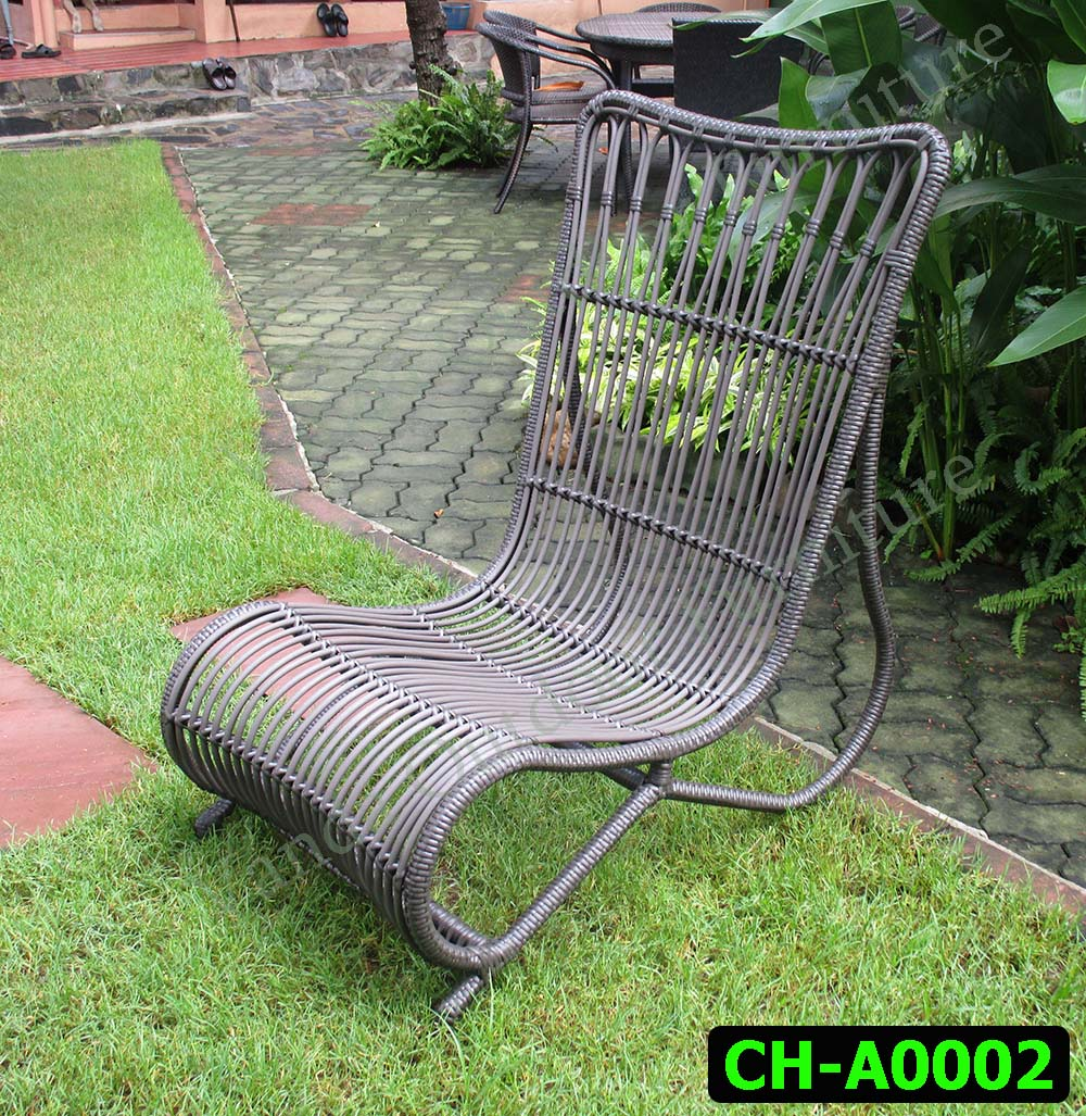 Rattan Chair Product code CH-A0002