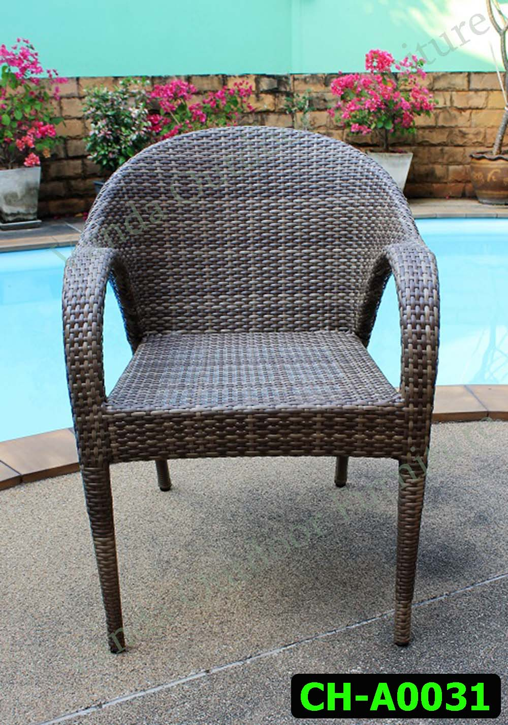 Rattan Chair Product code CH-A0031