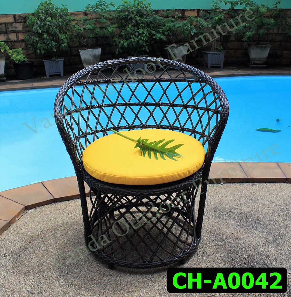 Rattan Chair Product code CH-A0042