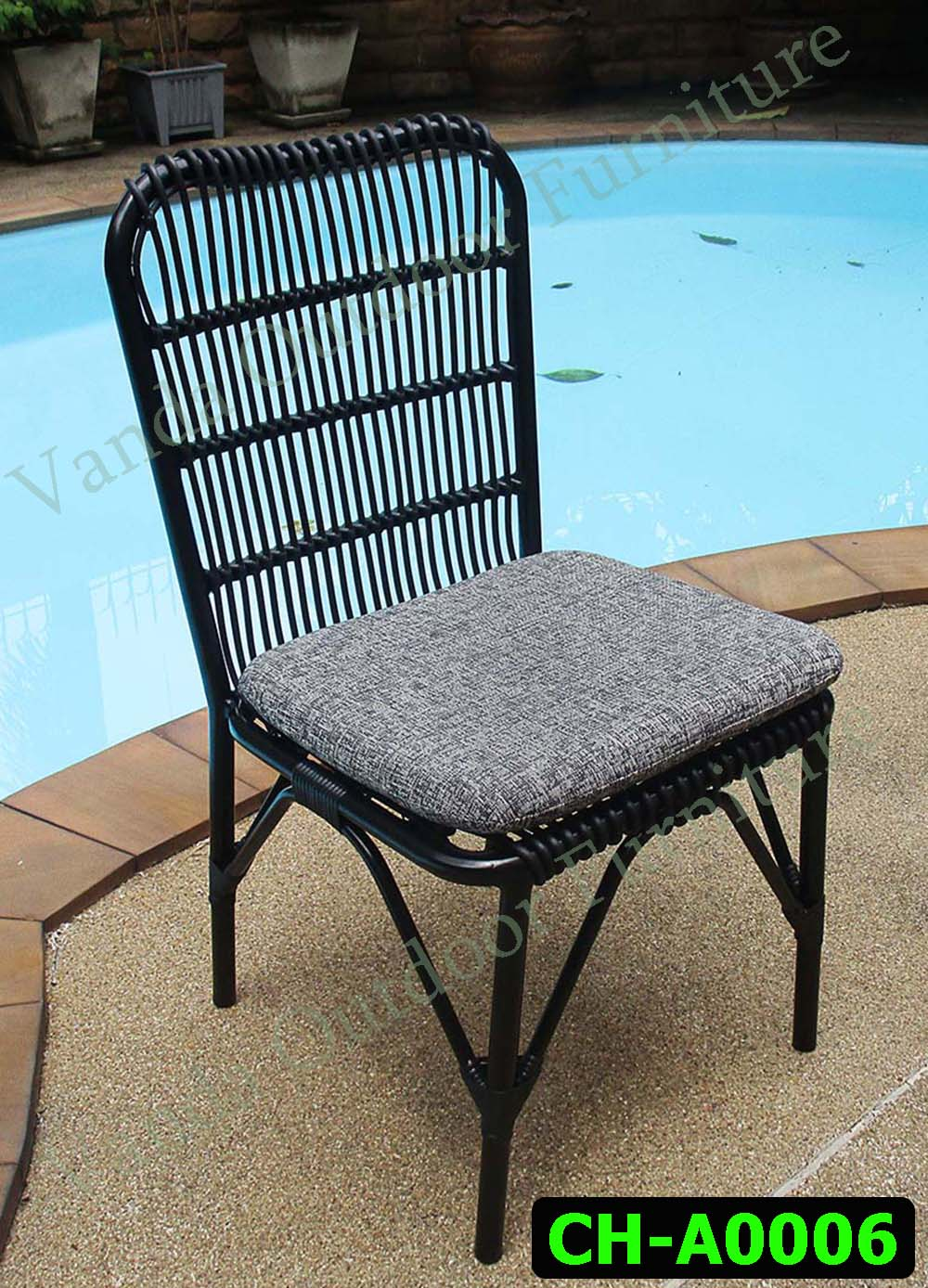 Rattan Chair Product code CH-A0006