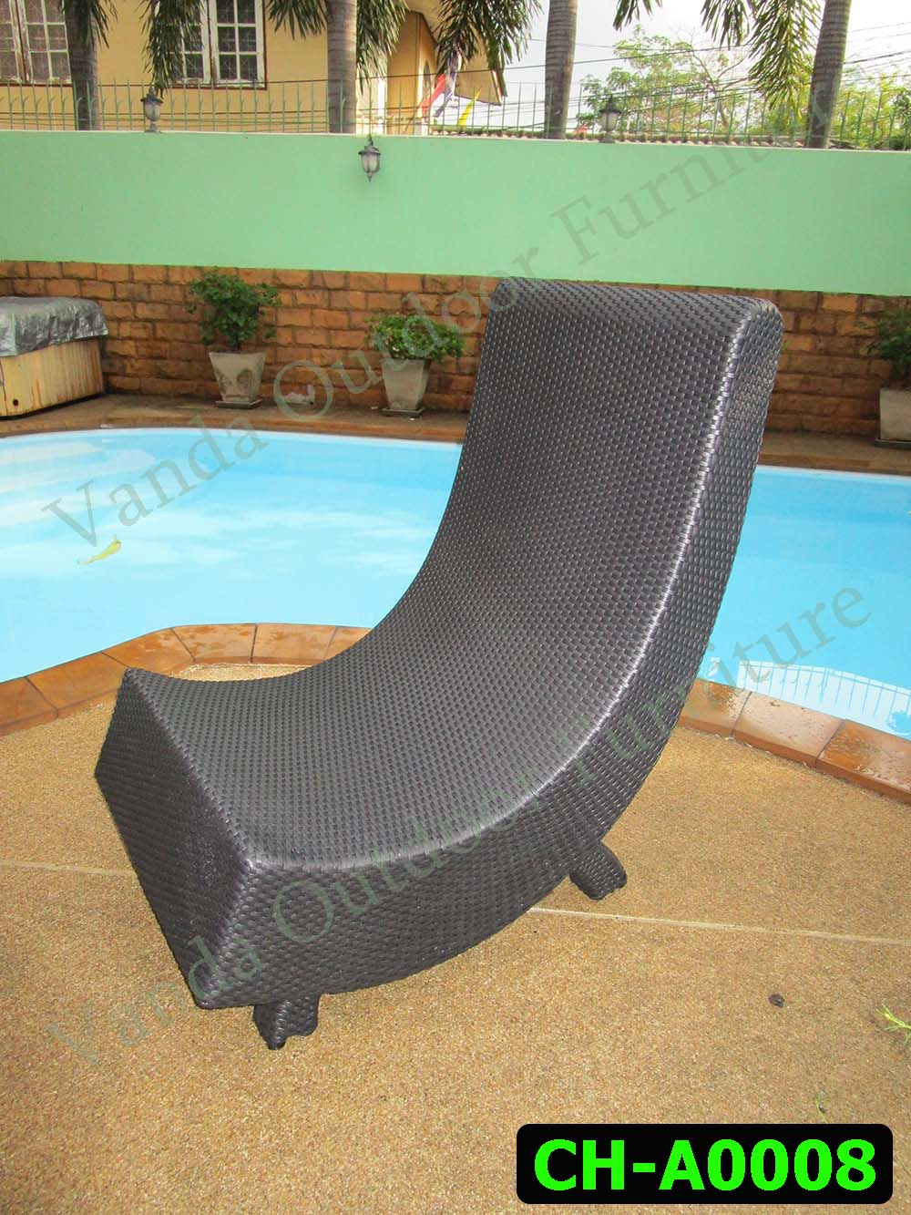 Rattan Chair Product code CH-A0008