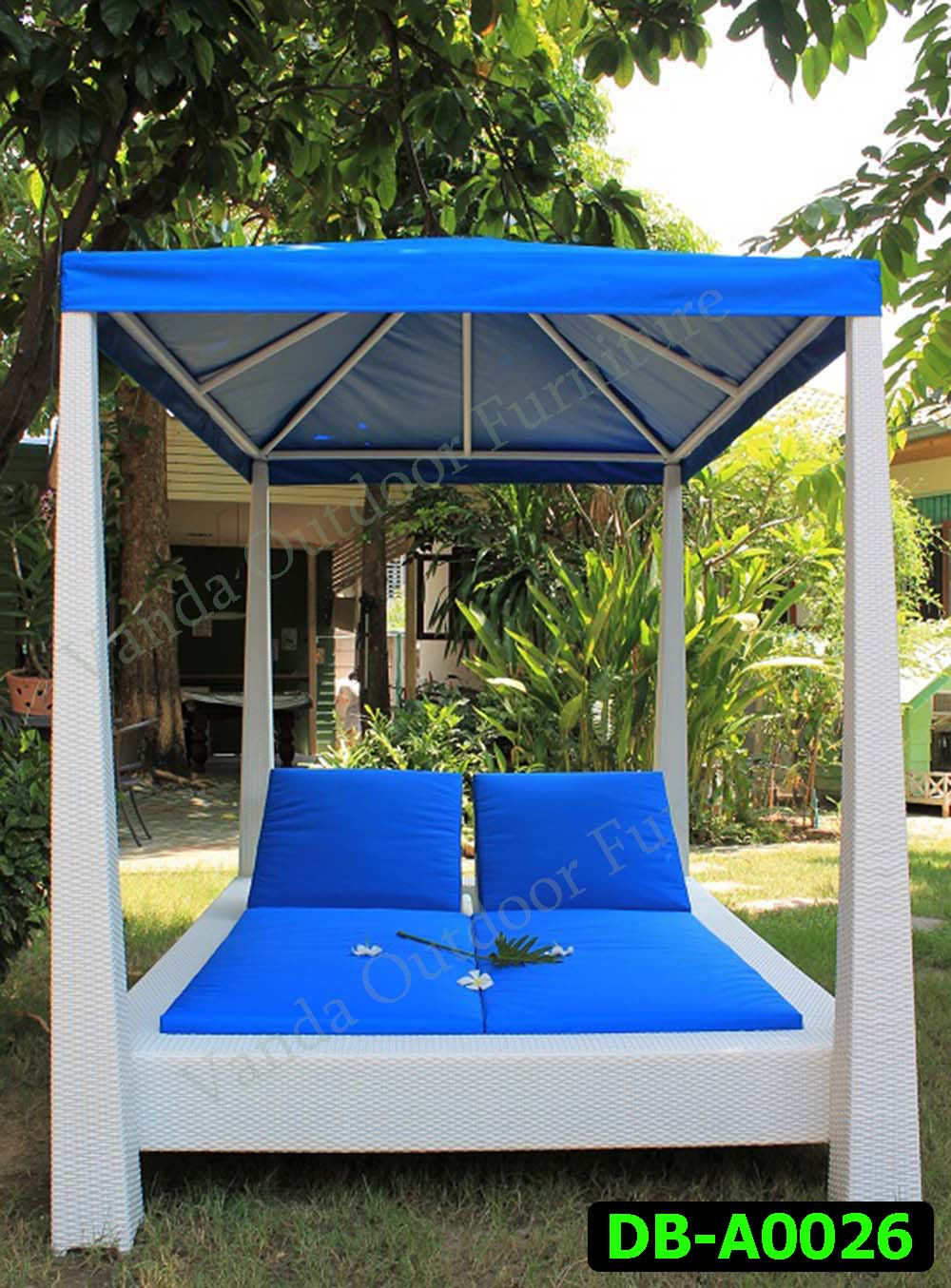 Rattan Daybed Product code DB-A0026