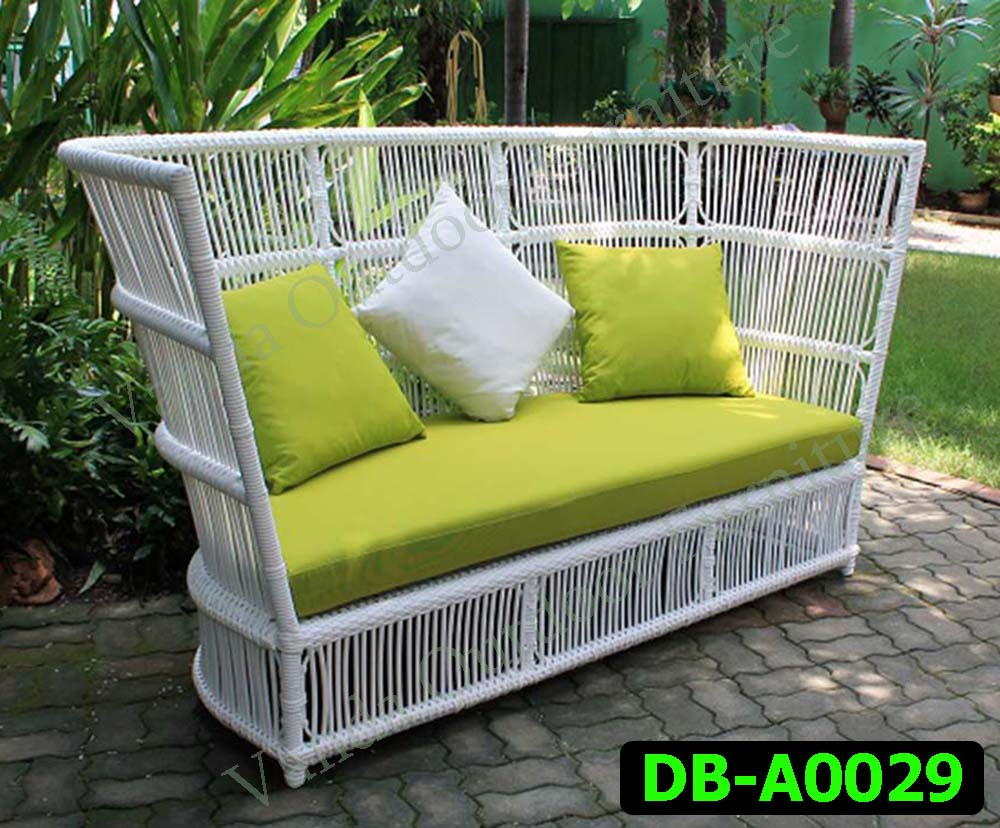 Rattan Daybed Product code DB-A0029