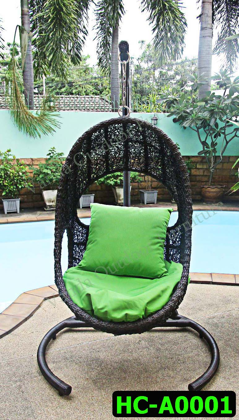 Rattan Swing Chair Product code HC-A0001