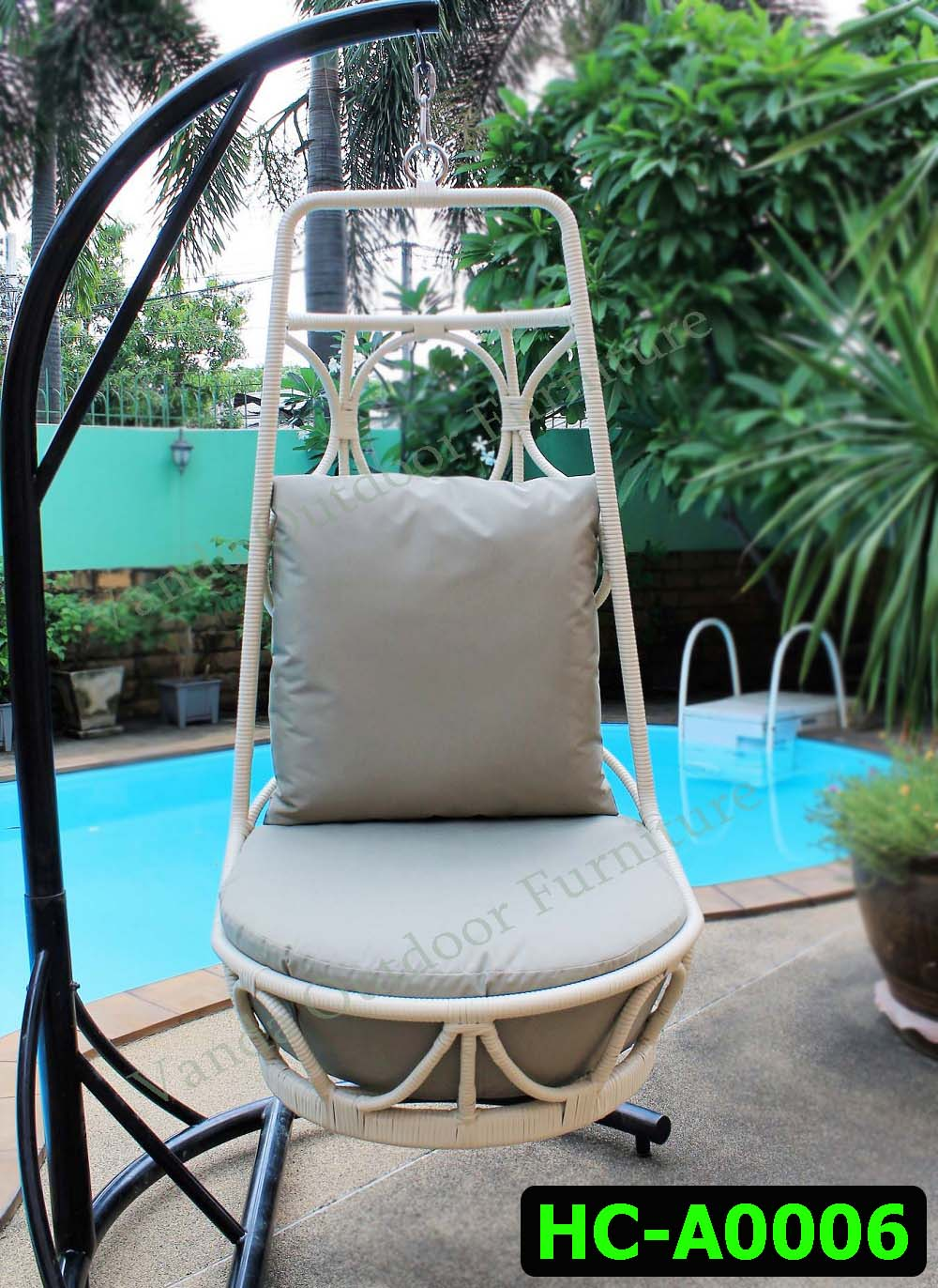 Rattan Swing Chair Product code HC-A0006