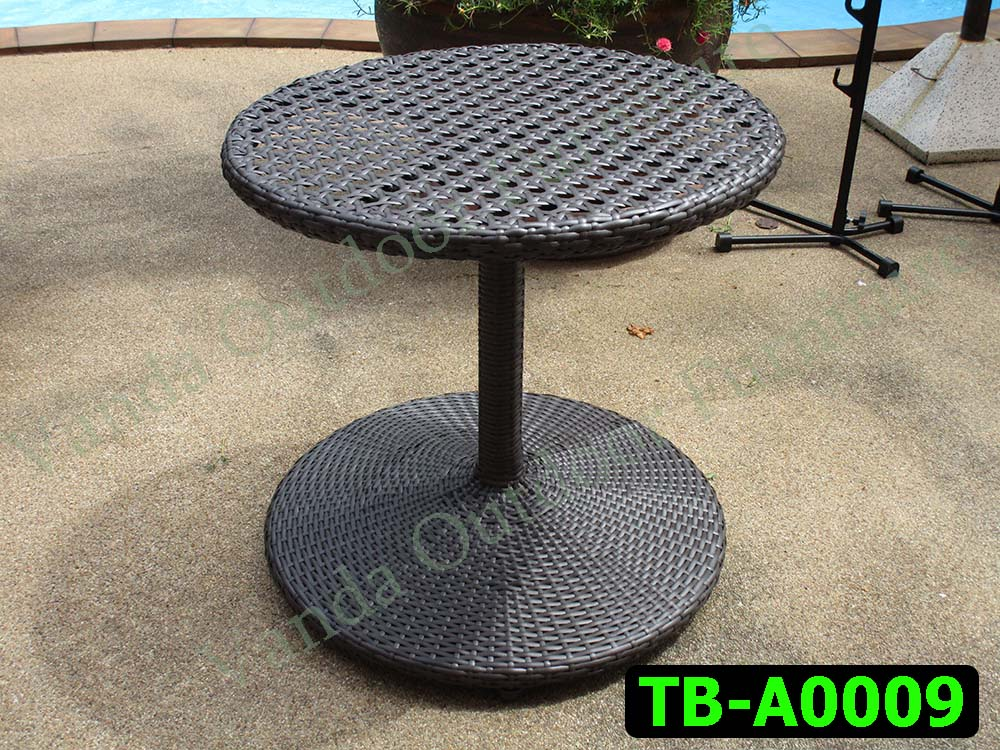 Rattan Table Product code TB-A0009
