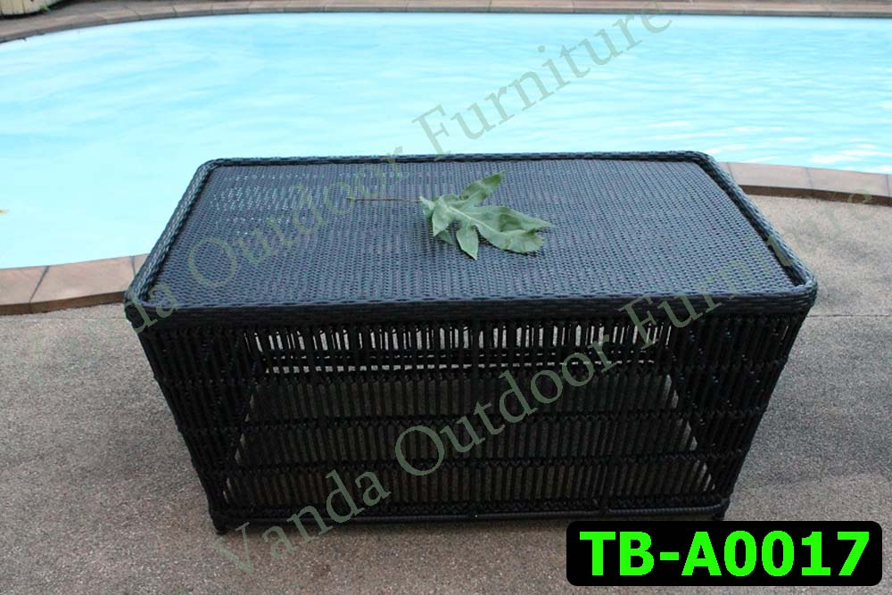 Rattan Table Product code TB-A0017