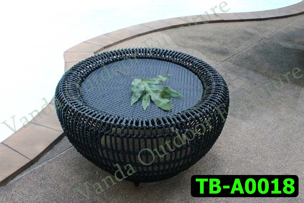 Rattan Table Product code TB-A0018
