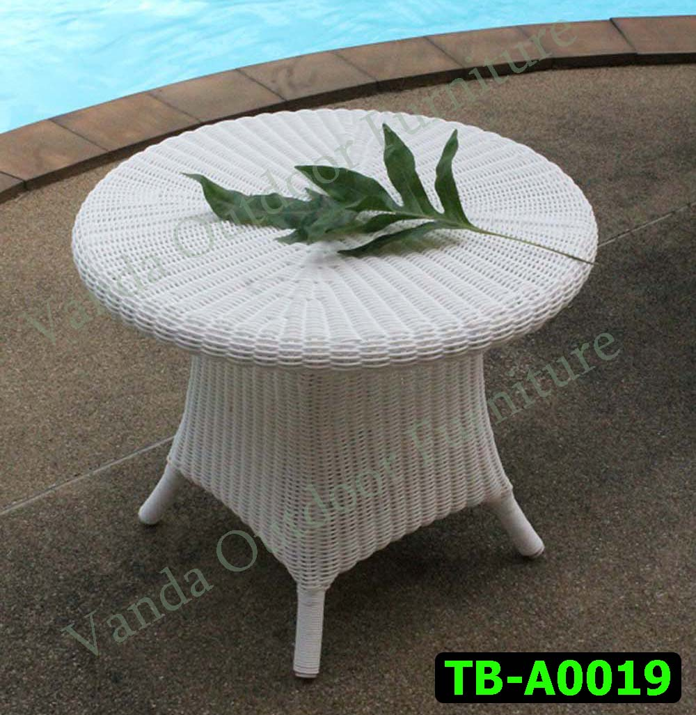 Rattan Table Product code TB-A0019