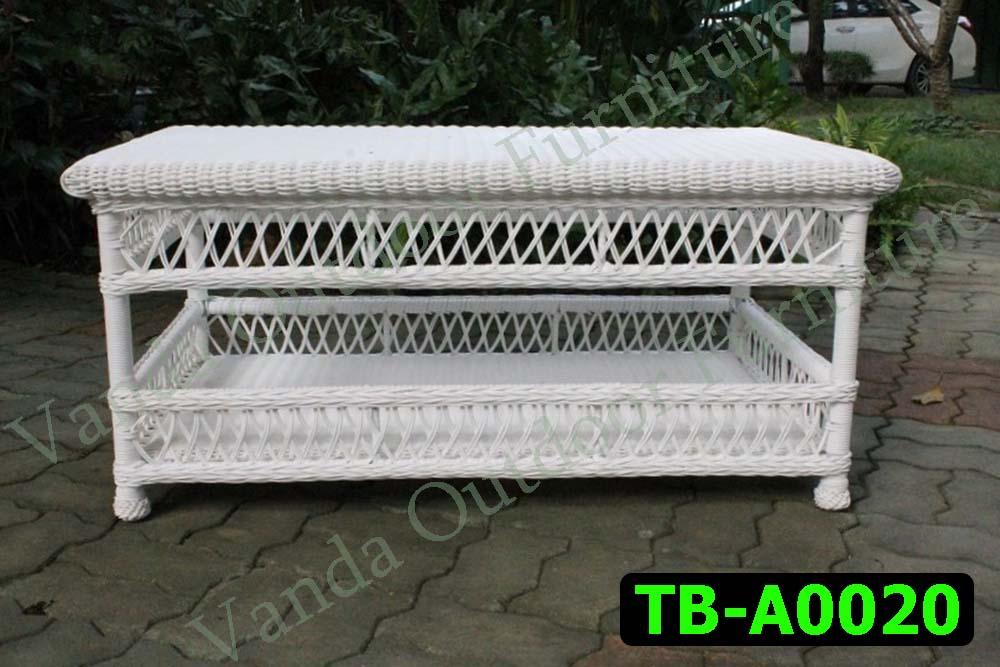 โต๊ะหวายเทียม รหัสสินค้า TB-A0020