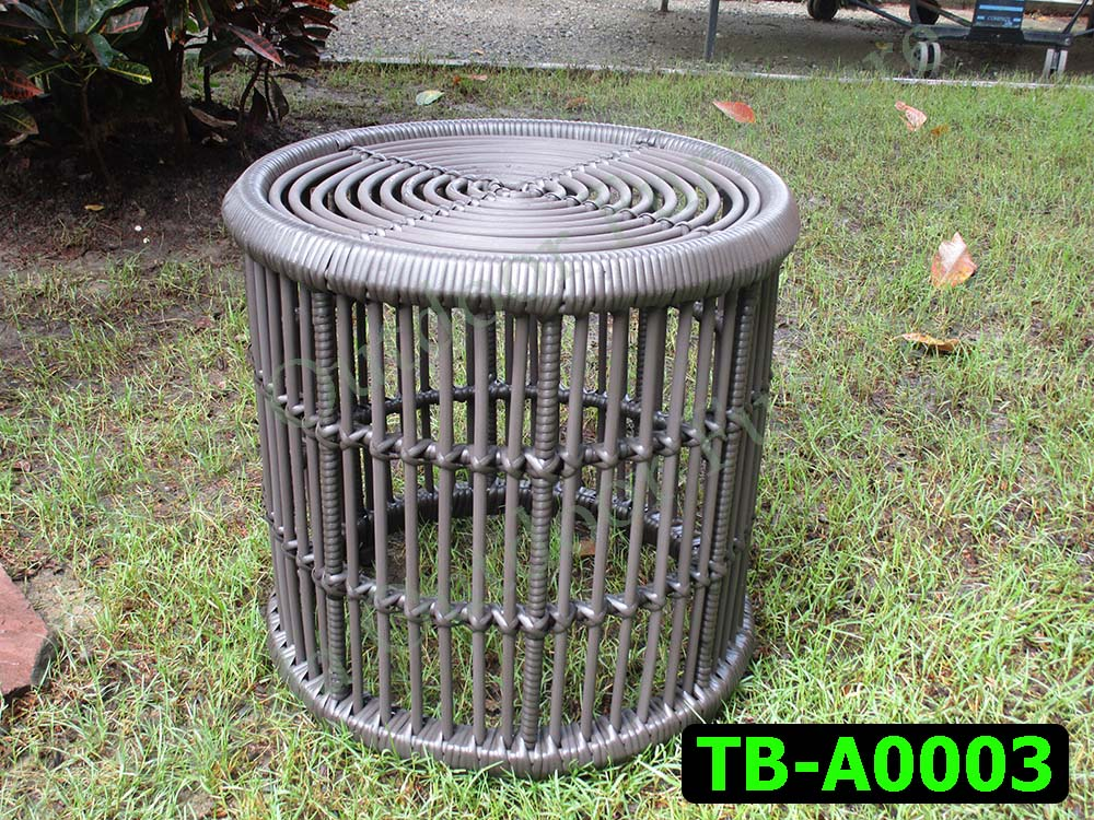 Rattan Table Product code TB-A0003