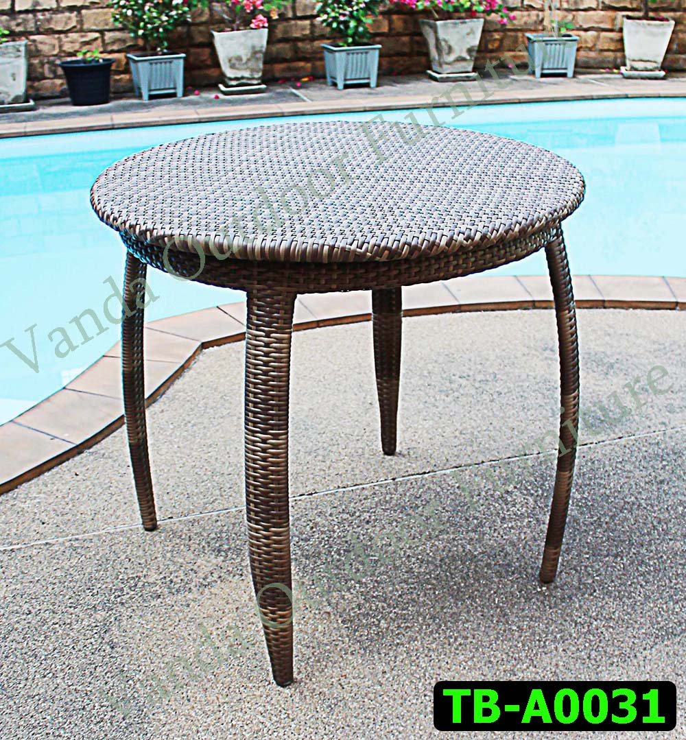 Rattan Table Product code TB-A0031