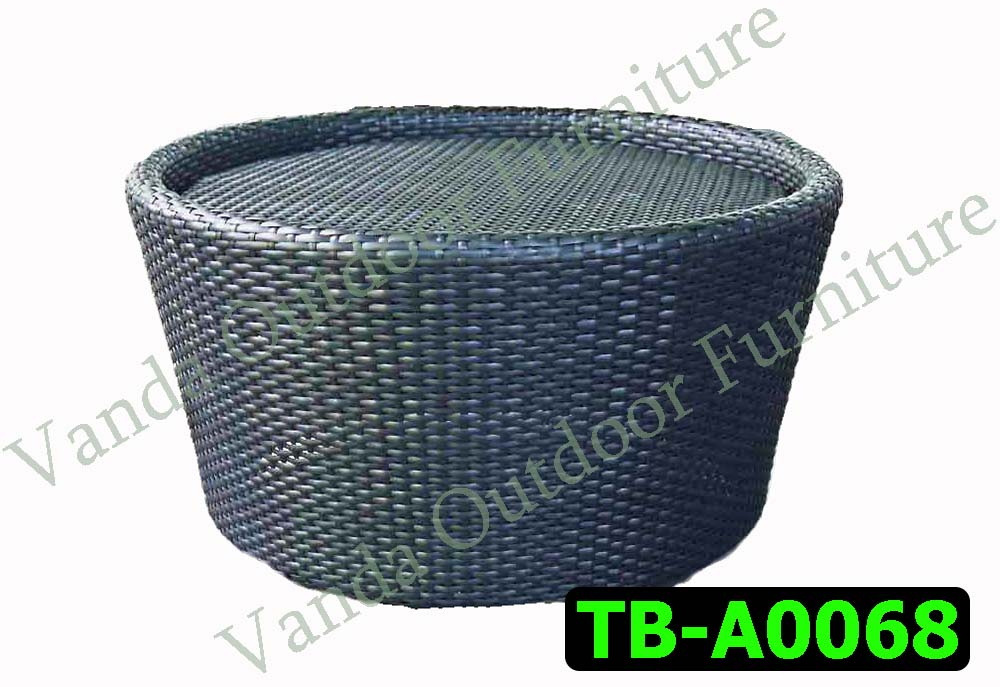 Rattan Table Product code TB-A0068