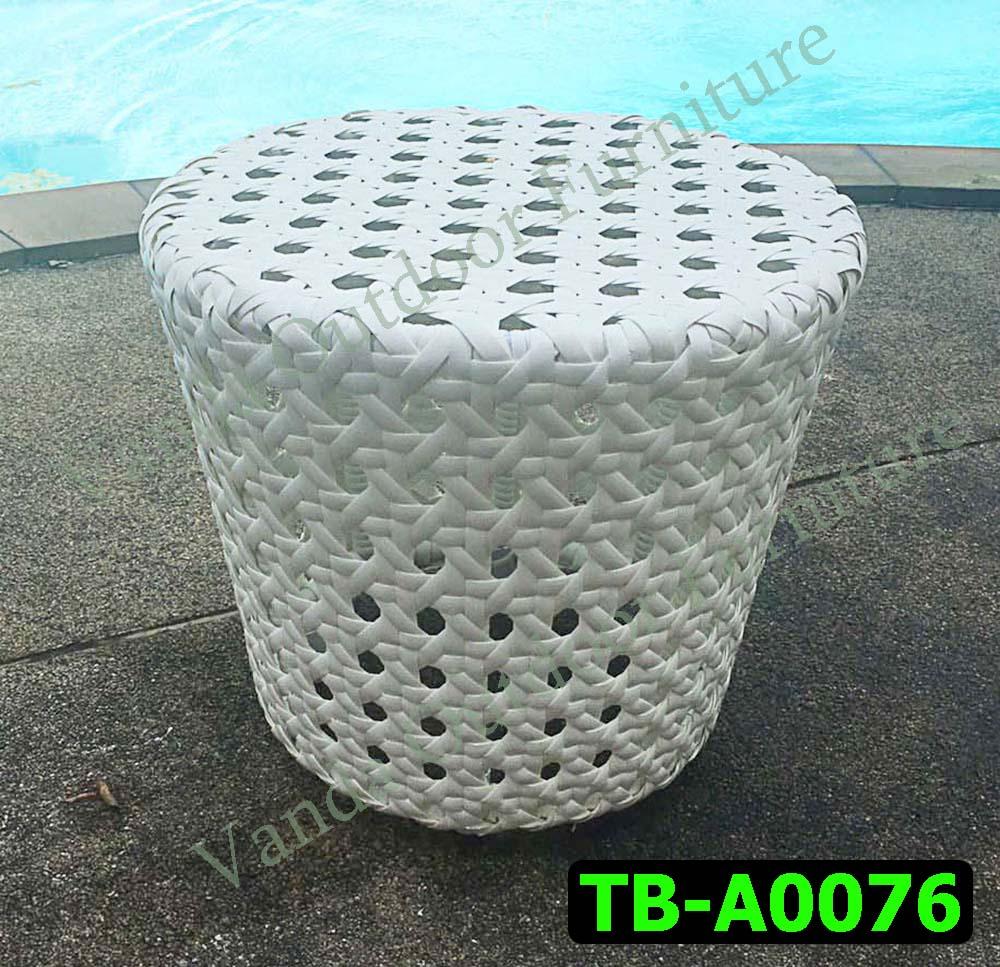 โต๊ะหวายเทียม รหัสสินค้า TB-A0076