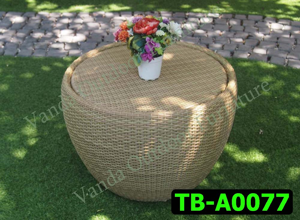 Rattan Table Product code TB-A0077