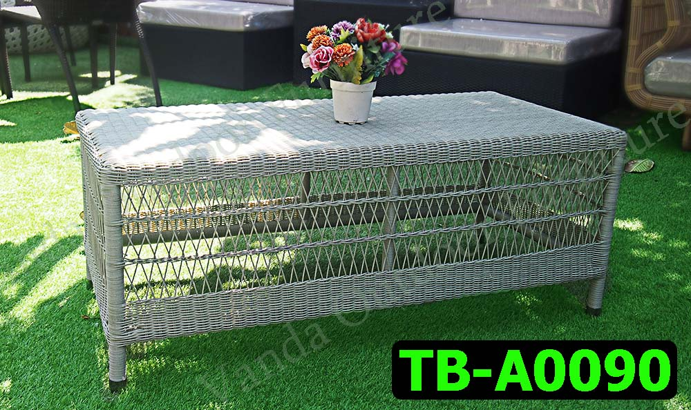 Rattan Table Product code TB-A0090