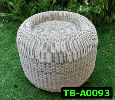 Rattan Table Product code TB-A0093
