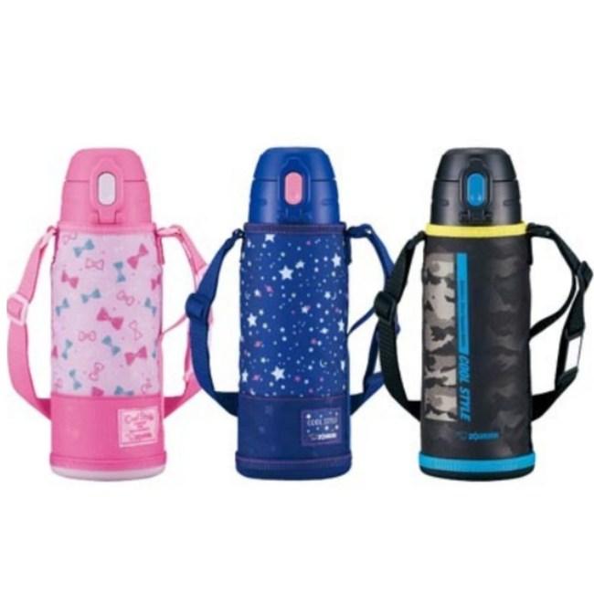 กระติกน้ำสุญญากาศเก็บความร้อน/เย็น สำหรับเด็ก รุ่น : SP-JA08