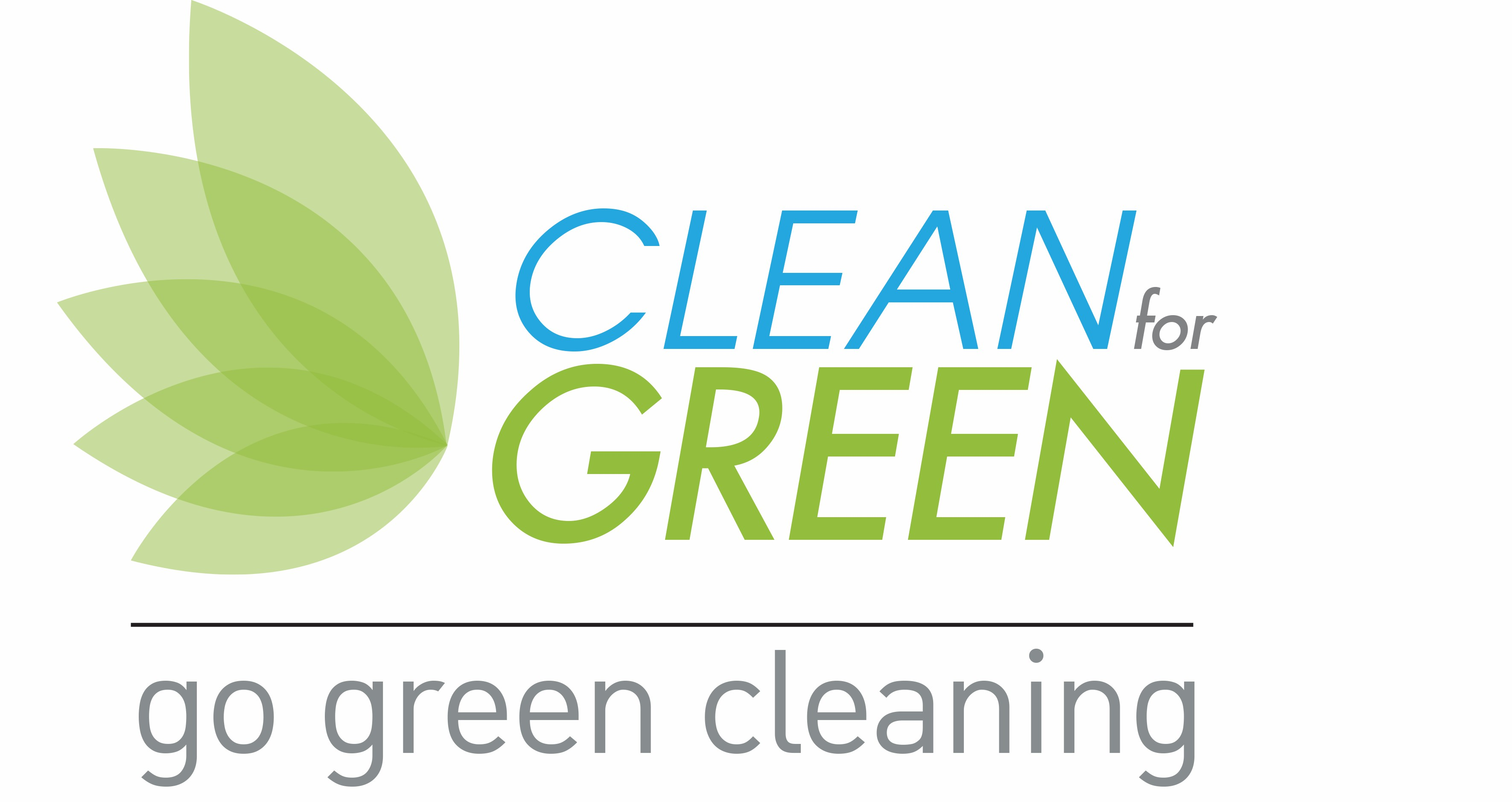 Clean for Green logo
