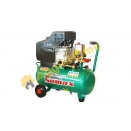 ปั๊มลม Somax 2.5HP 25Lรุ่น SD-2.5-25L