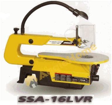 MKT รุ่น SSA-16LVR แท่นเลื่อยฉลุ+เจียรสายอ่อน 90W ปรับรอบได้ มีไฟส่อง