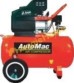ปั๊มลมโรตารี่ 2.5 HP Air Compressor AUTOMAC รุ่น BM-50