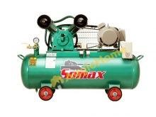 ปั๊มลม SOMAX รุ่น SB-30/260 มอเตอร์ Thaisin 3HP