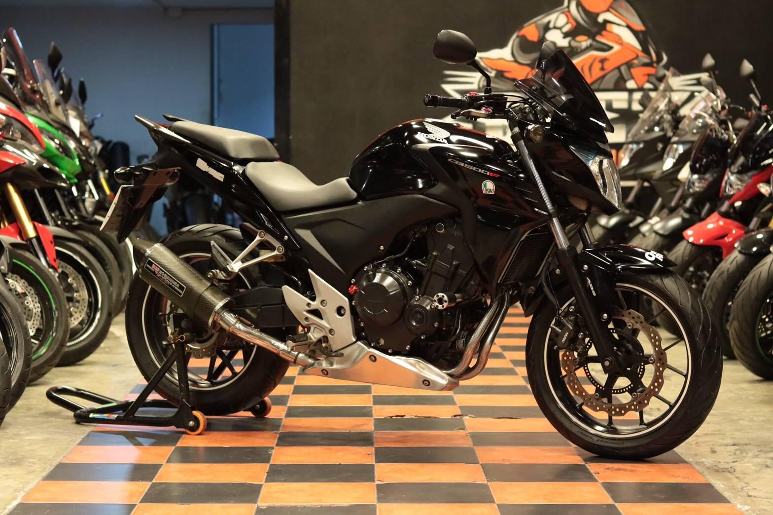 Honda CB500F ABS ปี 2013
