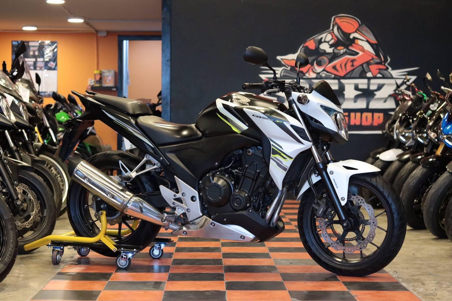 Honda CB500F ABS ปี 2015