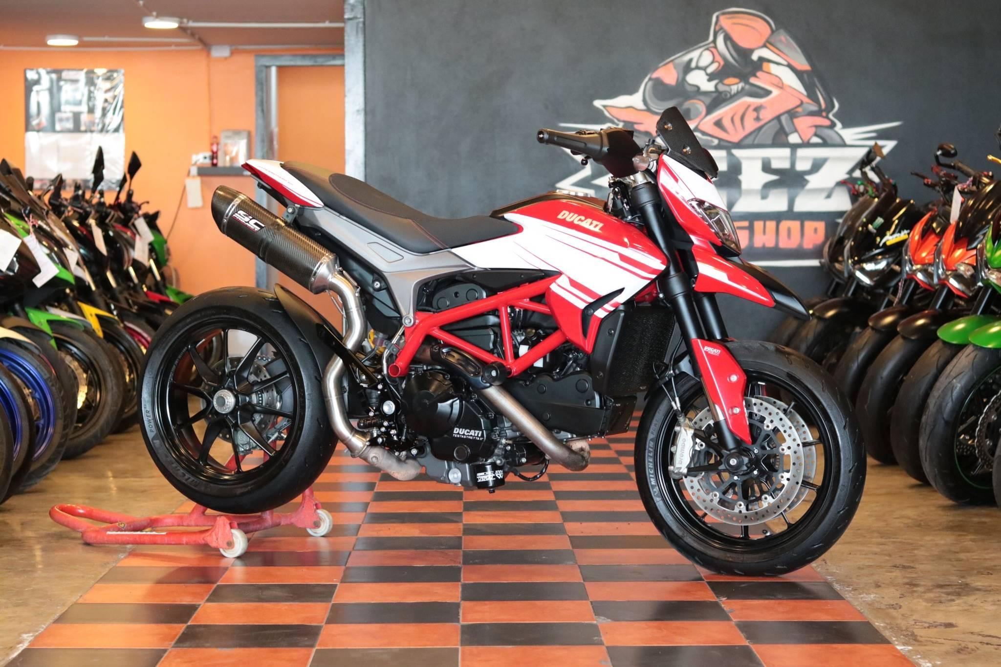 Ducati Hypermotard 821 ABS ปี 2016
