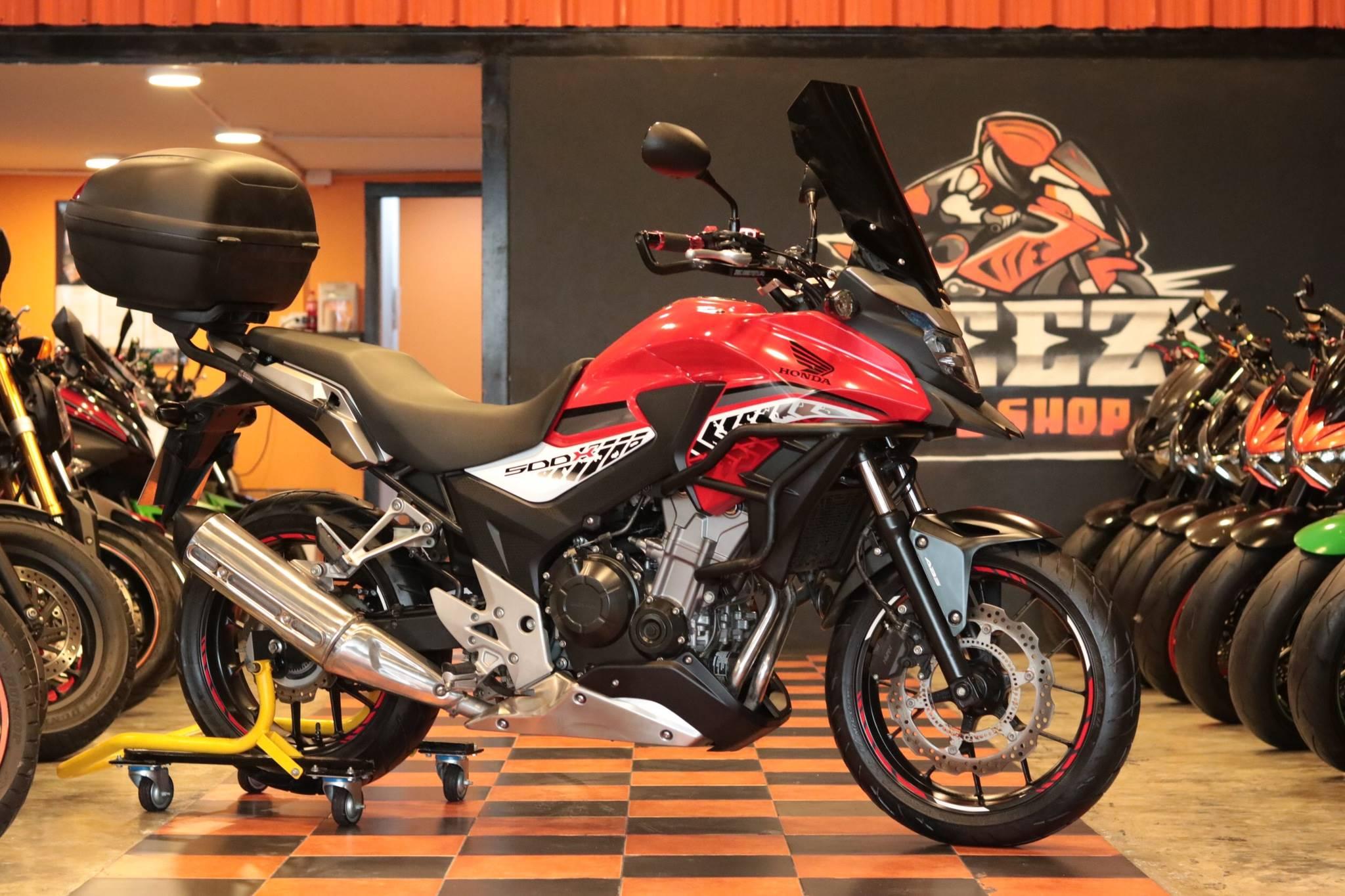 Honda CB500X ABS ปี 2016